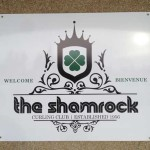 Shamrock Plaque